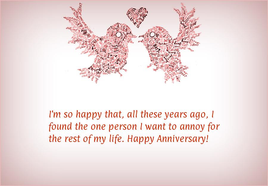 Funny Anniversary Quotes For Boyfriend