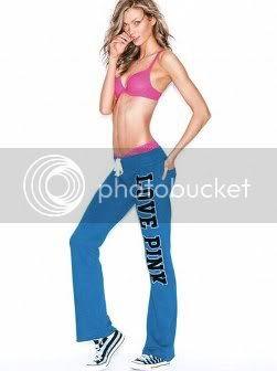 Karlie Kloss for Victorias Secret Pink