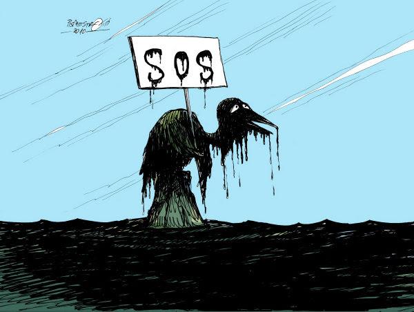Cartoon by Petar Pismestrovic