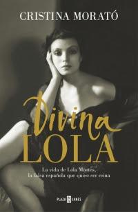 megustaleer - Divina Lola - Cristina Morató