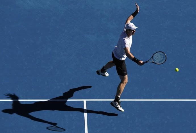 Andy Murray oitavas Austrália (Foto: Reuters)