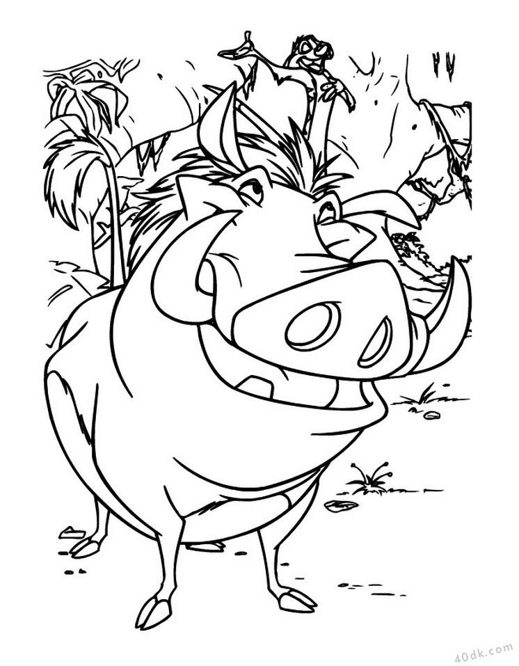 Aslan Kral Boyama Sayfası 4 40dk Eğitim Bilim Kültür Sanat