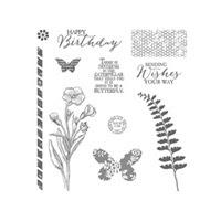 Butterfly Basics Photopolymer Stamp Set by Stampin' Up!