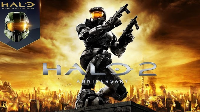 Halo 2: Anniversary now available for PC as part of Master Chief Collection