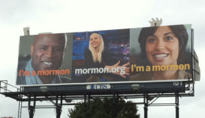 mormon billboard