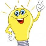 Resultado de imagem para lampada amarela png