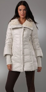 Mackage Magda Fur Puffer Coat