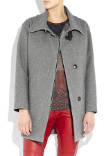 Isabel Marant Gipsy wool-blend coat