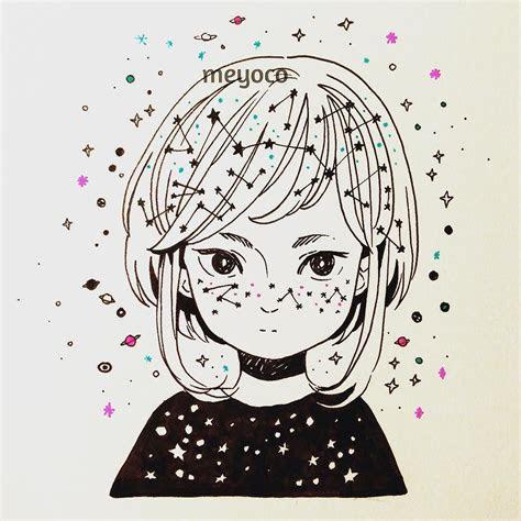 quick doodle  meyoco instagram likes dibujos de