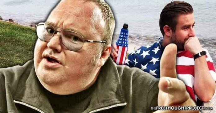 Image result for Seth Rich kim dotcom
