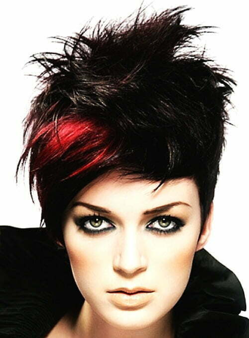 Pictures of Short Hair Color   Short Hairstyles 2018 ...