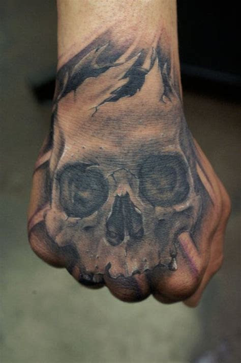 awesome skull tattoo ideas men styleoholic