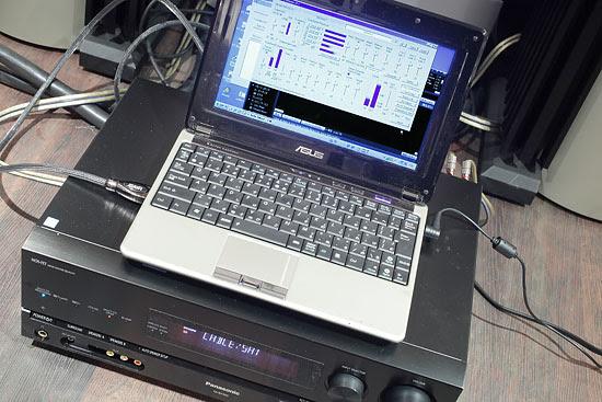 HDMIチャンデバ+Panasonic SA-BX500