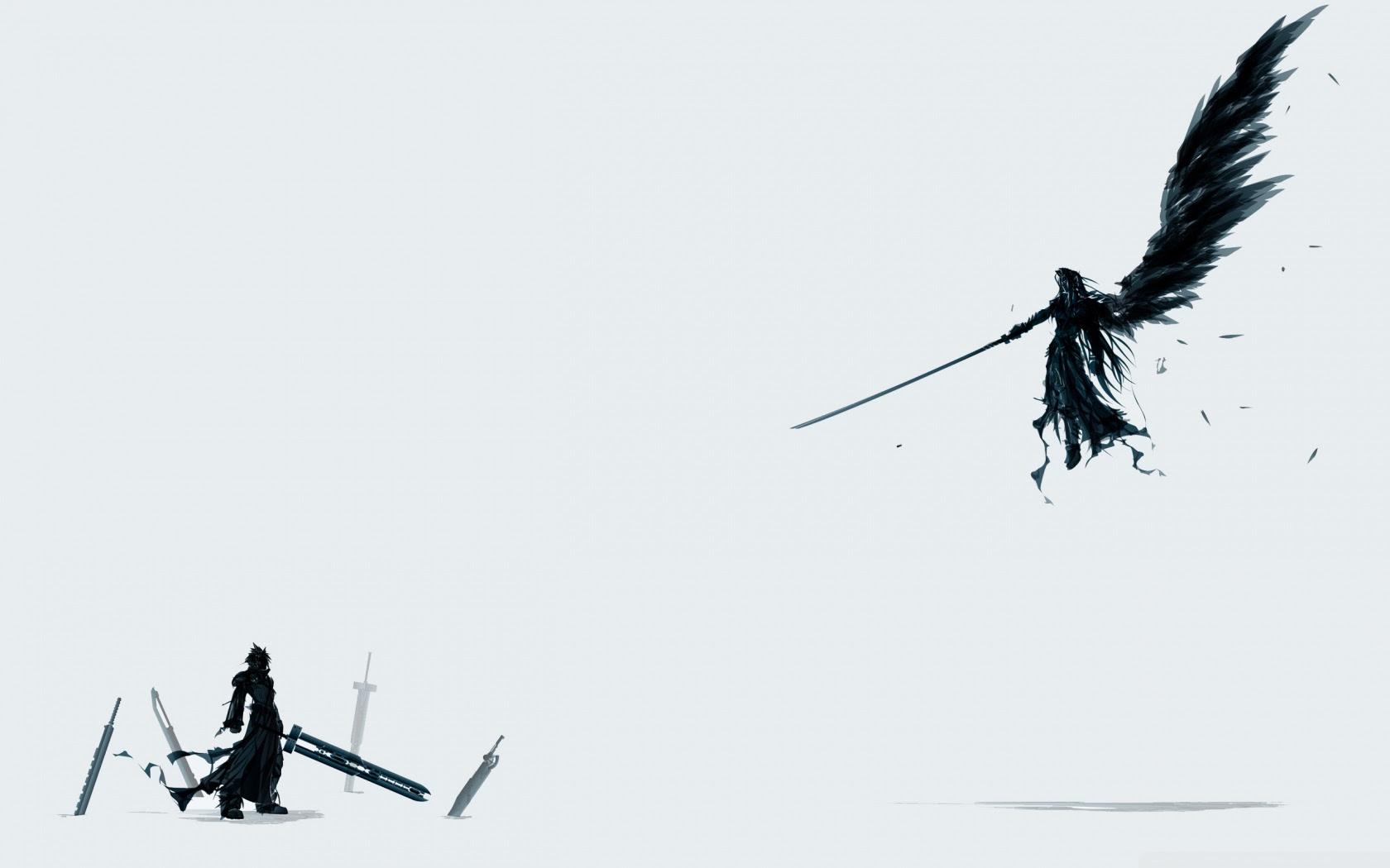 Dark Angel Anime Ultra Hd Desktop Background Wallpaper For Multi