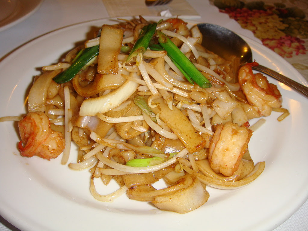 Shrimp Chow Fun