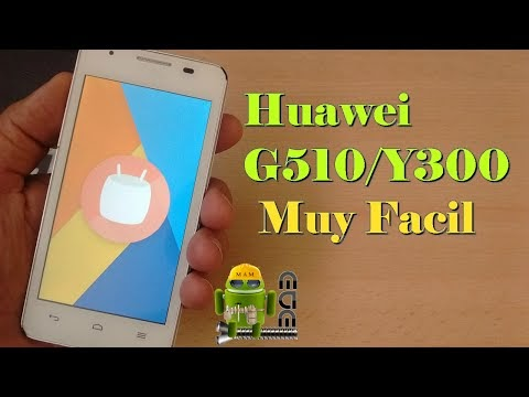 Huawei Ascend G510 Qualcomm driver for Flashing firmware
