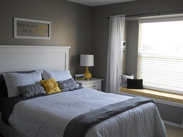 GREY ROOM DESIGN IDEAS FOR YOUR HOME - Home And Decoration