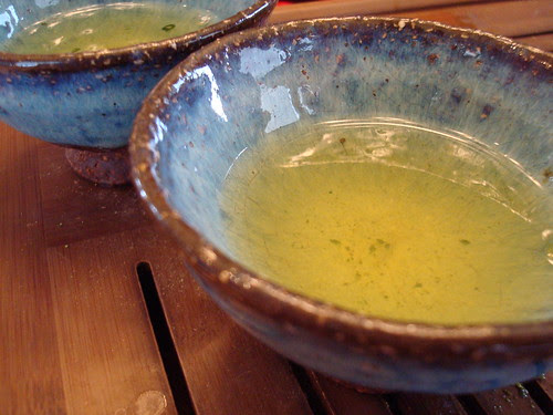 Gyokuro Kanro color