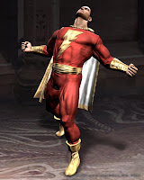 Mortal Kombat vs. DC Universe - Shazam (Captain Marvel)