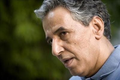 Ahmed Bujari, representante da Frente Polisario junto da ONU