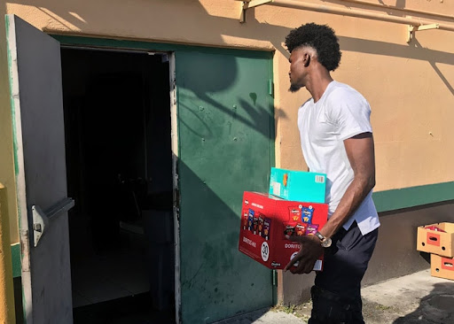 Avatar of Jonathan Isaac Will Help Provide Meals to Orlando Children in Need
