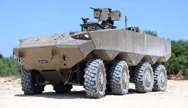 Eitan, Kendaraan Pengangkut Pasukan Israel Terbaru
