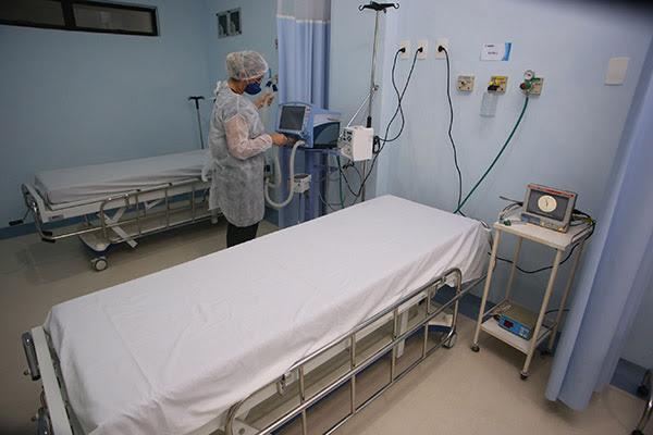Fila por leitos críticos foi zerada no RN