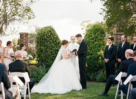 Rachel and Tommy: A Wedding at the Cummer Museum and