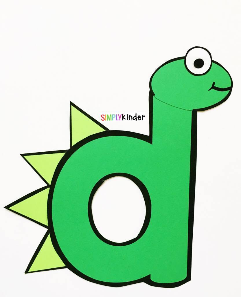 Alphabet Crafts & Printables Notebooks - Simply Kinder