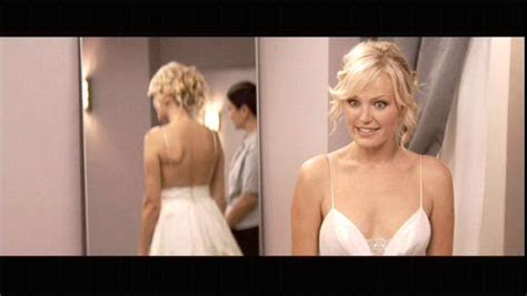 Tess in 27 Dresses.. Love this hair style   I Do