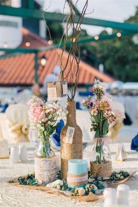 19 Lovely Summer Wedding Centerpiece Ideas Will Amaze Your