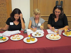 Cupcake Camp OC - Judges