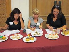 Cupcake Camp OC - Judges