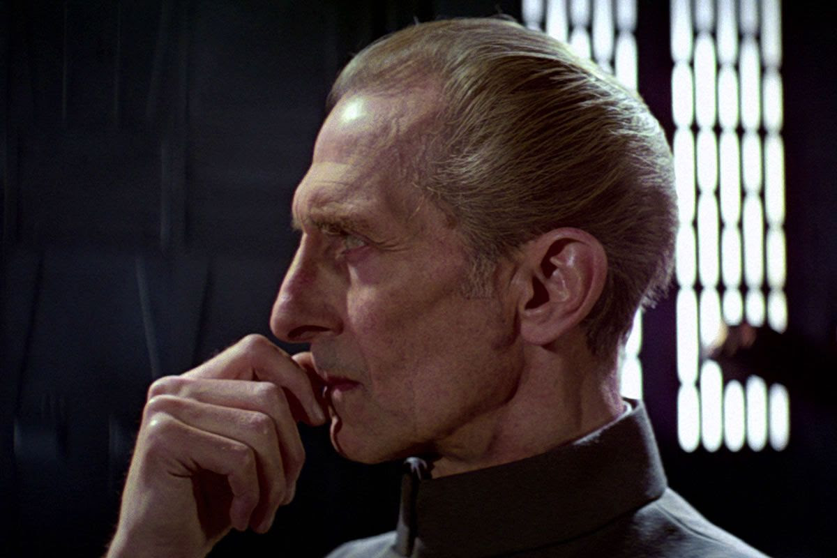 Image result for rogue one cushing