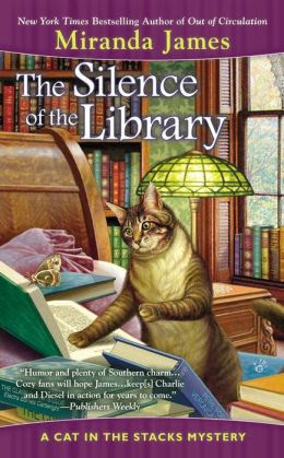 The Silence of the Library (Cat in the Stacks Series #5)