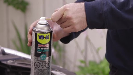Wd 40 Specialist High Performance White Lithium Grease English Canadian Tire