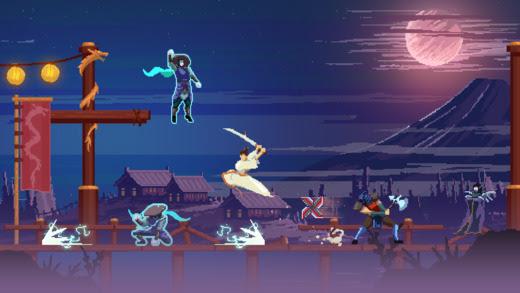 Super Samurai Rampage screenshot