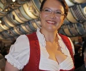 La ministra Nahles