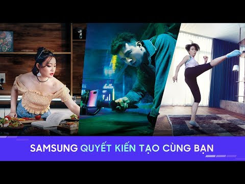 Workshop Nghề 4.0 từ Samsung #DoWhatYouCant