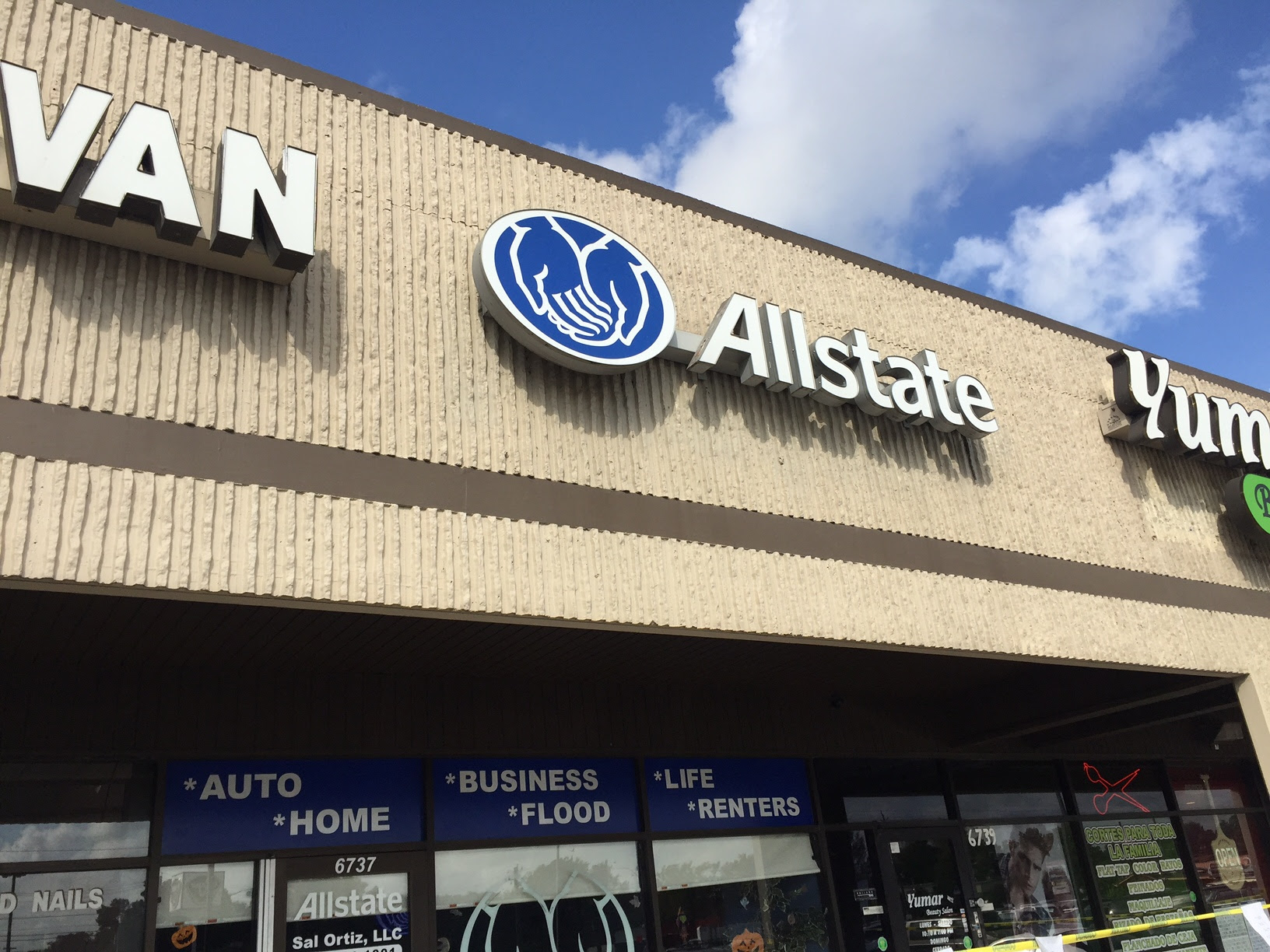 Allstate Insurance Agent: Sal Ortiz at 6737 Airline Dr, Houston, TX on Fave