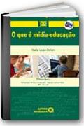 capa do livro O que é mídia-educação