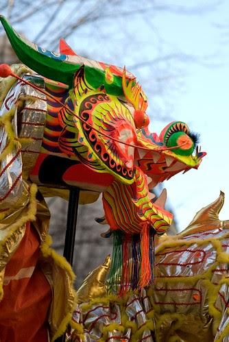 En images le dragon chinois - Photo dragon chinois ...