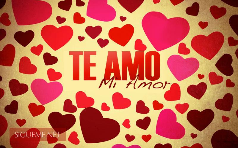 Te Amo Mi Amor Imagenes De Amor