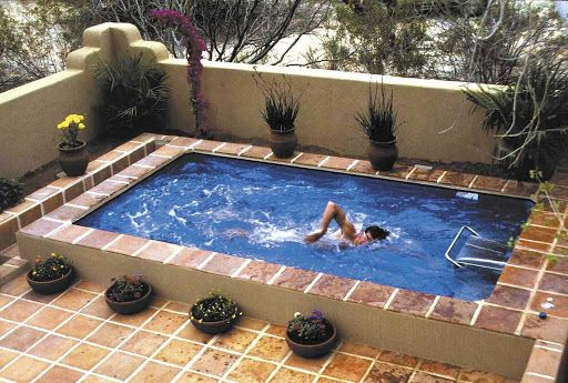 Small Indoor Swimming Pool Designs