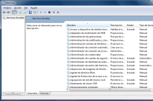 Servicios Windows 7 300x198 Trucos y Aplicaciones para Optimizar Acelerar Windows 7