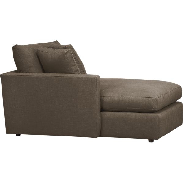 Lounge Left Arm Sectional Chaise