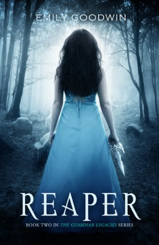 Reaper (The Guardian Legacies) by Emily Goodwin