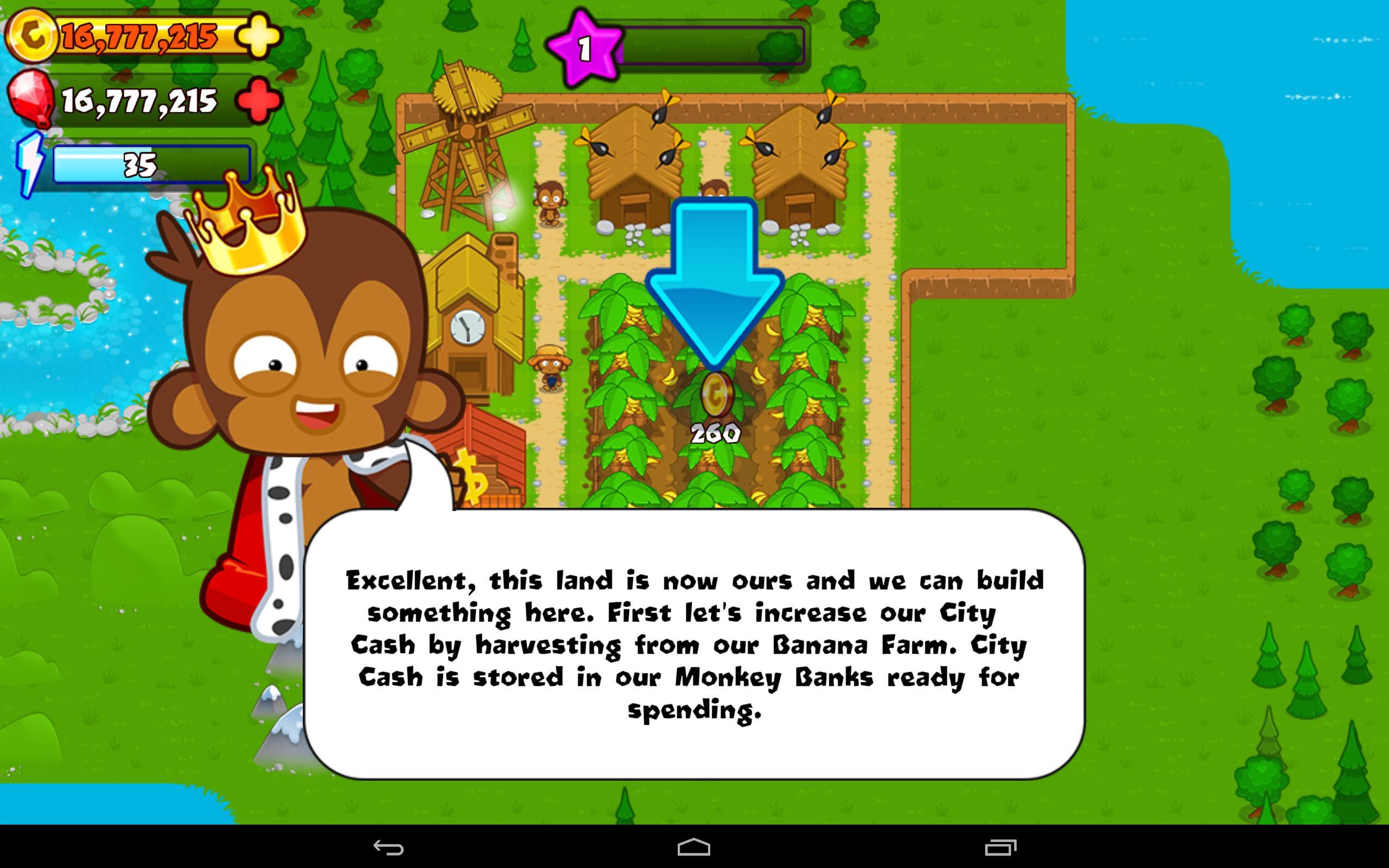 Bloons monkey city hack apk pc