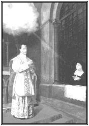 San Claudio y Santa Margarita María