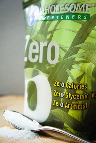 Organic Zero Wholesome Sweetener